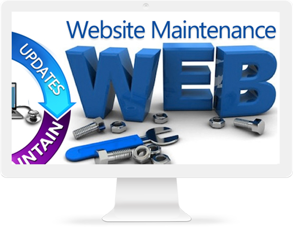 website-maintenace